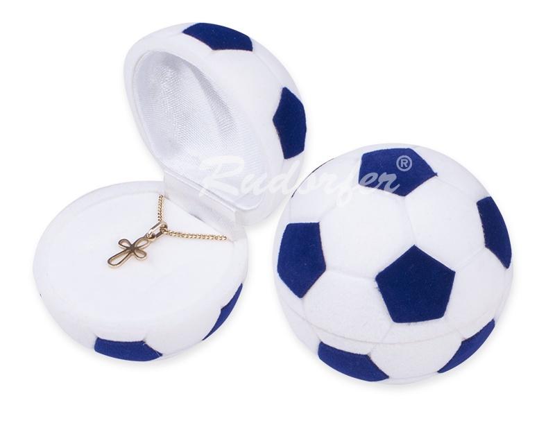 Minge fotbal Albastru
