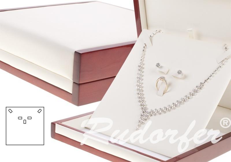Cutie pentru SET de bijuterii CAPPUCCINO