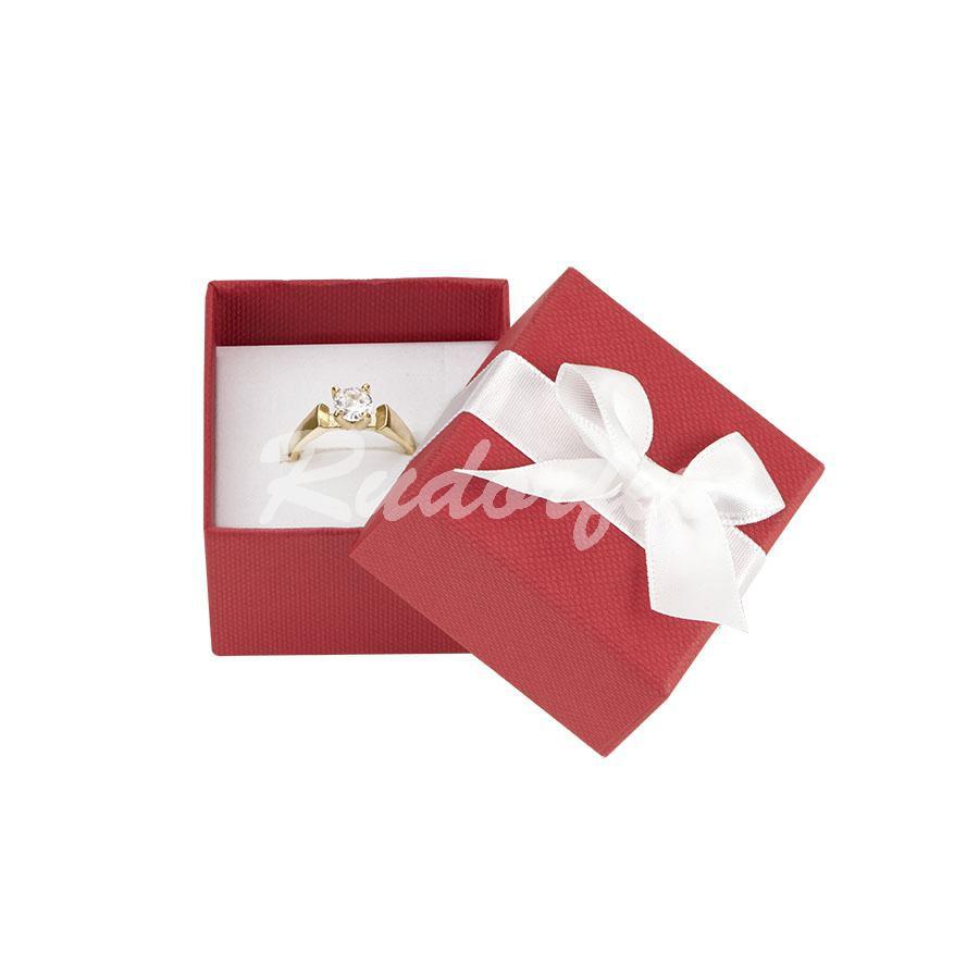 Cutie pentru inel din carton CANDY D1