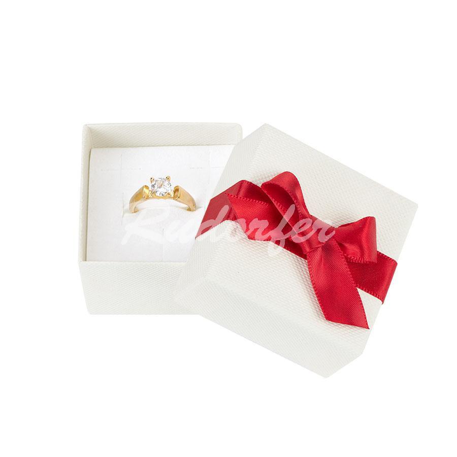 Cutie pentru inel din carton CANDY D2