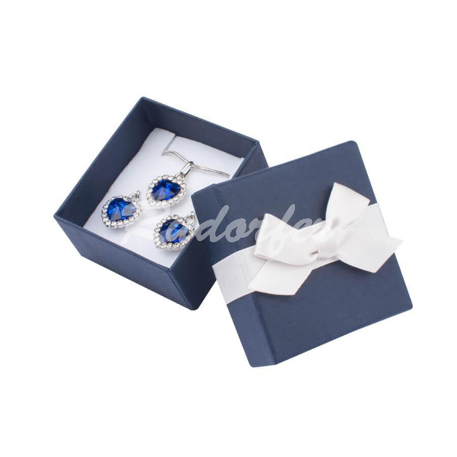 Cutie pentru cercei din carton CANDY D4