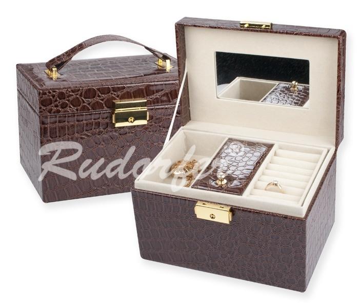 Caseta pt bijuterii model 7230 pe MARO inchis