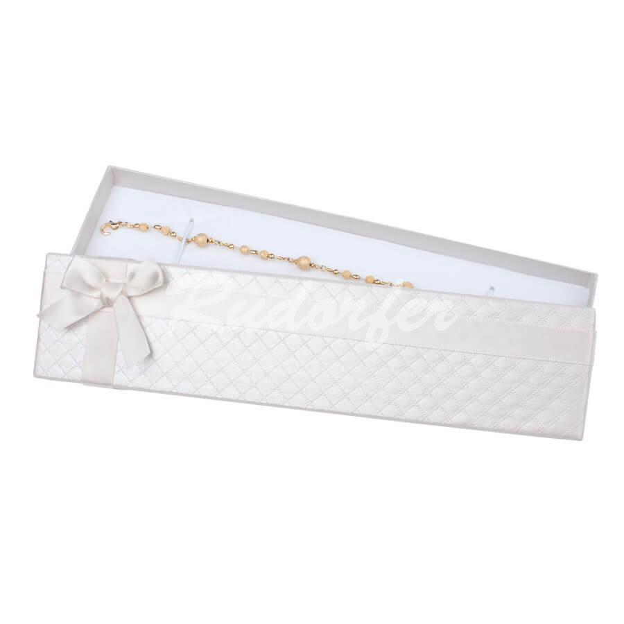 Cutie pentru bratara din carton DREAM pe crem