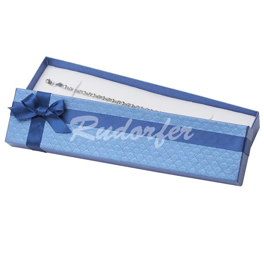 Cutie pentru bratara din carton DREAM pe albastru