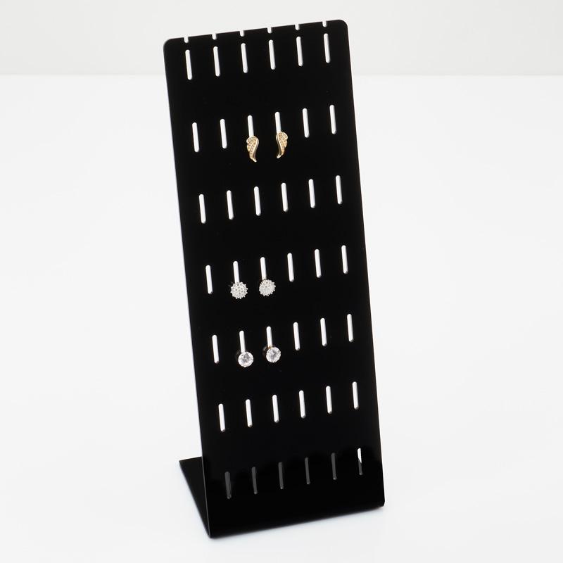 Suport din plastic pt CERCEI 23106 pe negru