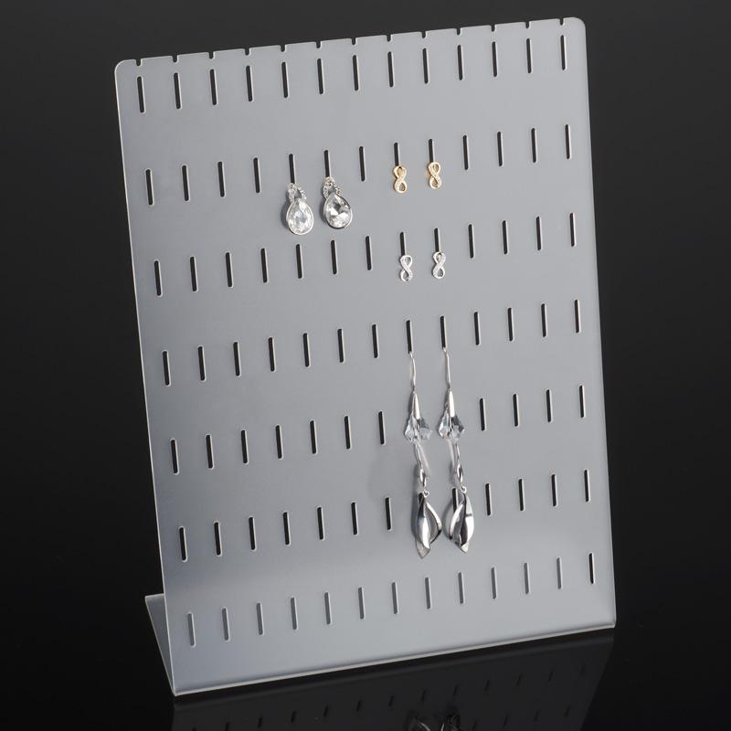 Suport din plastic pt CERCEI 23111 transparent