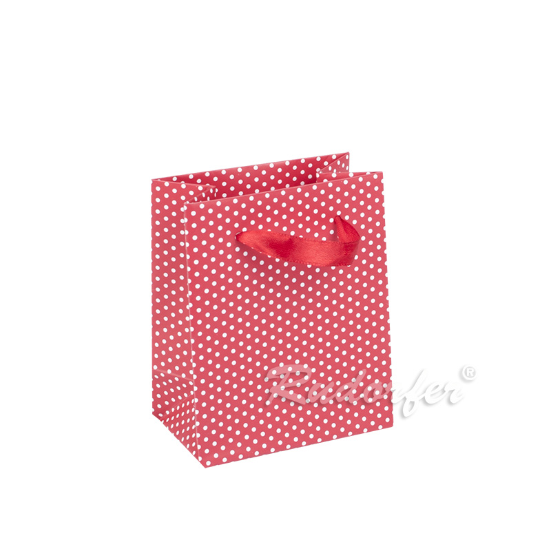 Dotty MIC 80x100x50 mm pe Rosu