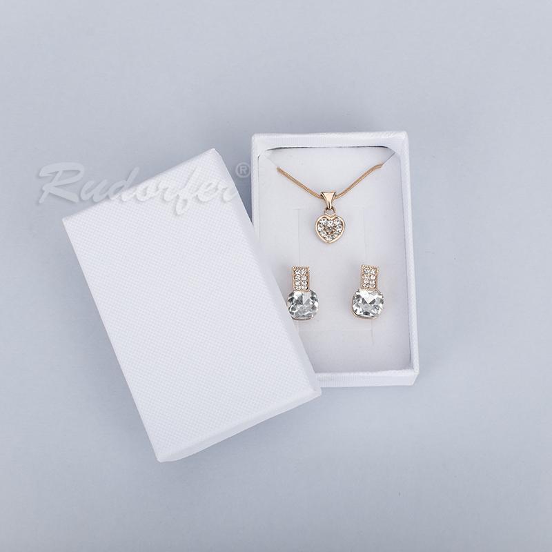Cutie pentru seturi NOU din carton SOFIA pe alb