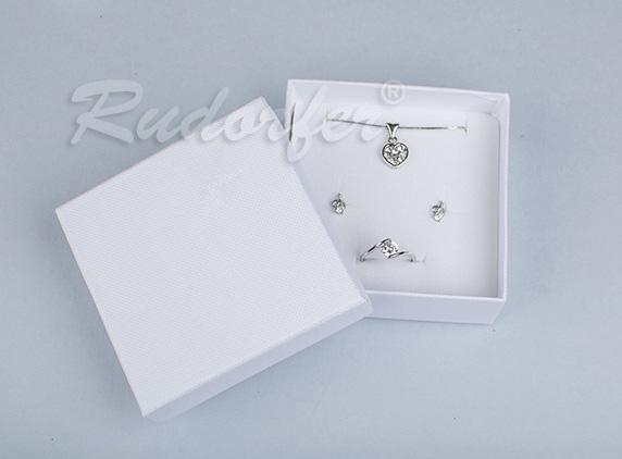 Cutie pentru seturi MIC din carton SOFIA pe alb