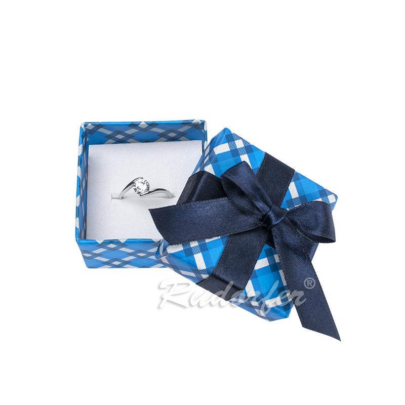 Cutie pt INEL din carton STELLA pe ALBASTRU