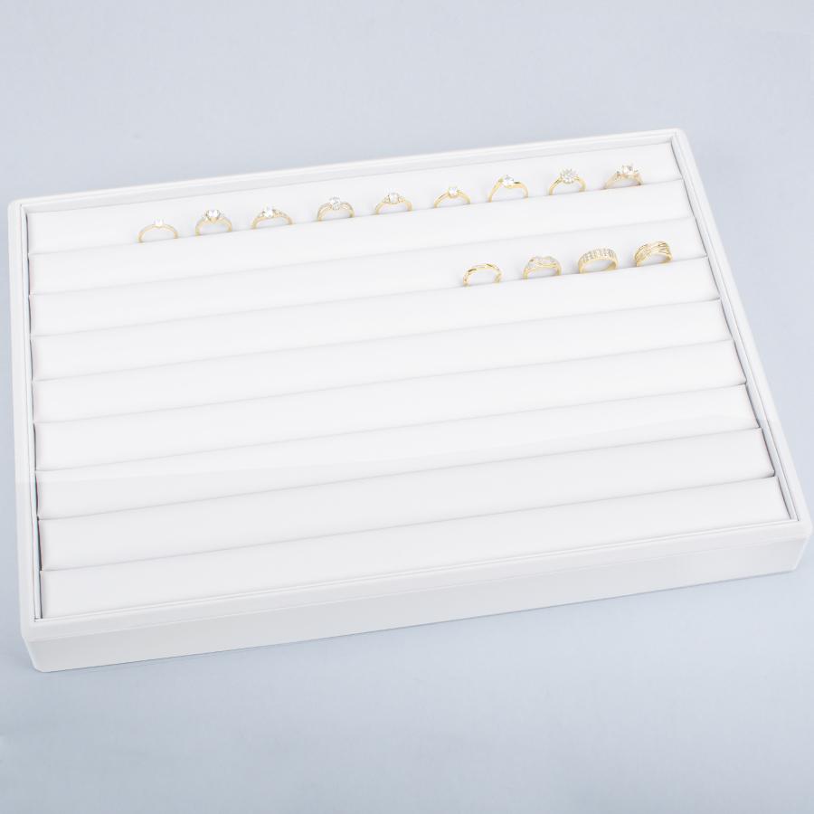 Tava din piele ecologica pt INELE 212300 pe alb